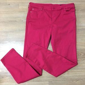 Armani exchange women's  super skinny jeans Sz 33
